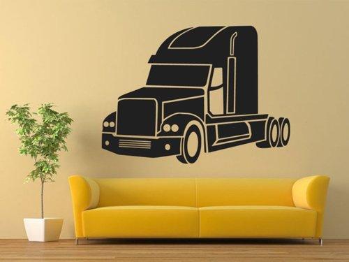 Samolepky na zeď Kamion 0748