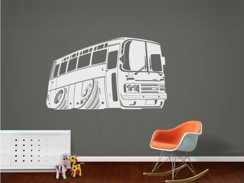 Samolepky na zeď Autobus 001