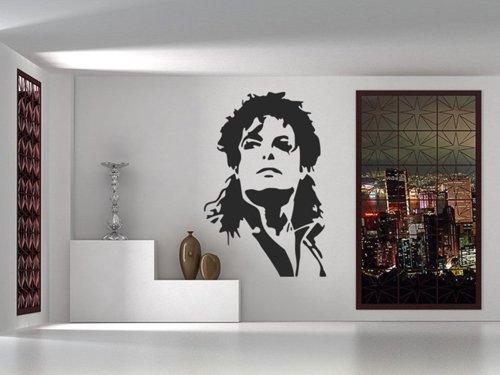 Samolepky na zeď Michael Jackson 1327