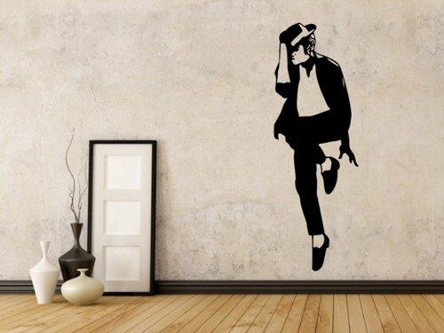 Samolepky na zeď Michael Jackson 1343