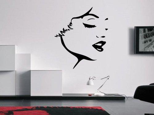 Samolepky na zeď Marilyn Monroe 1358