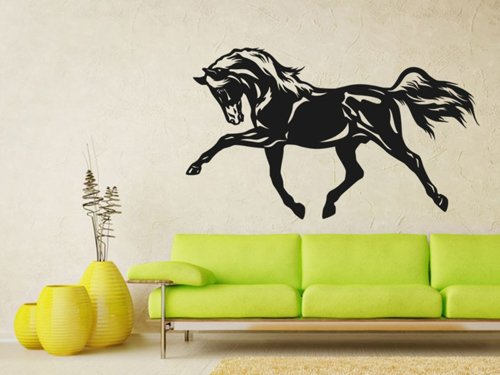 Samolepky na zeď Kůň 0402