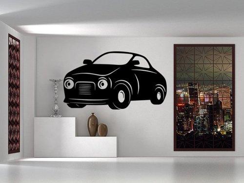 Samolepky na zeď Auto 0908