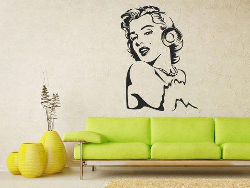 Samolepky na zeď Marilyn Monroe 1356