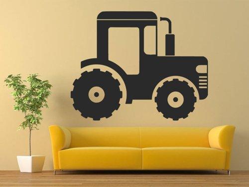 Samolepky na zeď Traktor 0718
