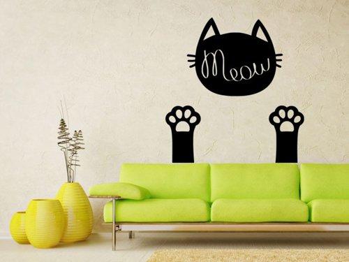 Samolepky na zeď Kočka 0506