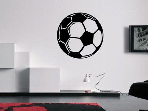 Samolepky na zeď Fotbalový míč 0572