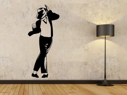 Samolepky na zeď Michael Jackson 1344