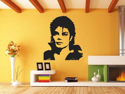 Samolepky na zeď Michael Jackson 1345