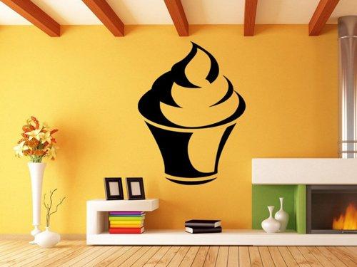 Samolepky na zeď Cupcake 0069