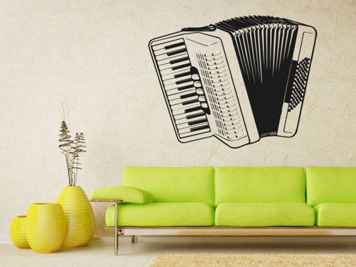 Samolepky na zeď Harmonika 001