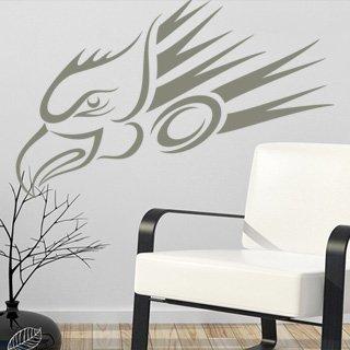 Samolepící dekorace Orel 004 - 126x80 cm