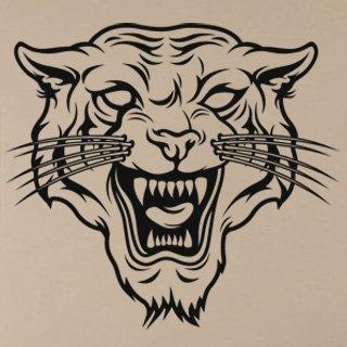Samolepící dekorace Tygr 006 - 131x120 cm