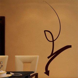 Samolepící dekorace Šipka 020 - 80x214 cm