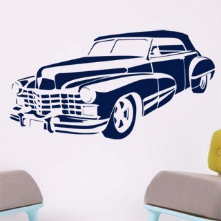 Samolepka Auto 031 - 150x80 cm