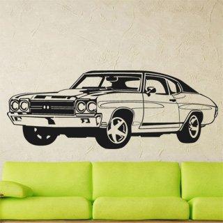 Samolepící dekorace Auto 010 - 214x80 cm
