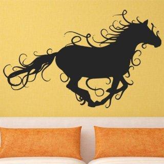 Samolepící dekorace Kůň 014 - 163x100 cm
