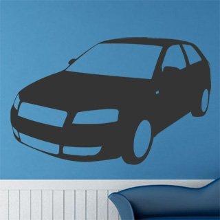 Samolepící dekorace Auto 028 - 158x100 cm