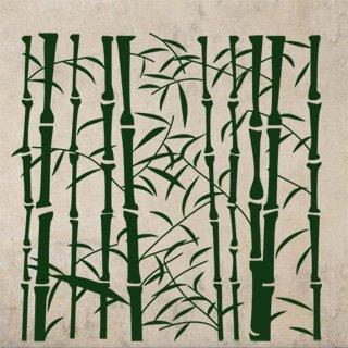Samolepka Bambus 008 - 100x100 cm