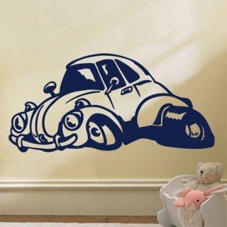 Samolepící dekorace Auto 018 - 208x100 cm