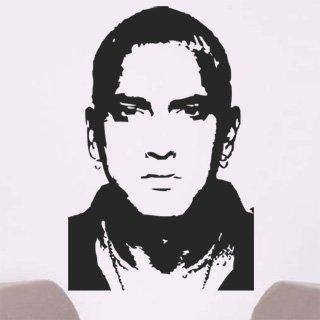 Samolepka Eminem 001 - 80x123 cm