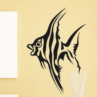 Samolepící dekorace Rybička 001 - 100x147 cm