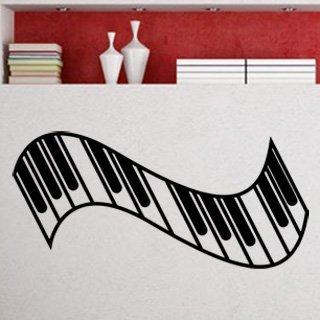 Samolepící dekorace Piano 007 - 175x80 cm