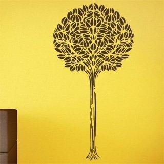 Samolepící dekorace Strom 002 - 100x194 cm