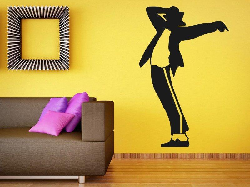 Samolepka na zeď Michael Jackson 1330