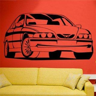 Samolepka na zeď Auto 023 - 120x64 cm