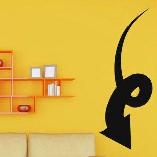 Samolepící dekorace Šipka 023 - 80x216 cm