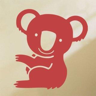 Samolepka na zeď Koala 001 - 60x65 cm