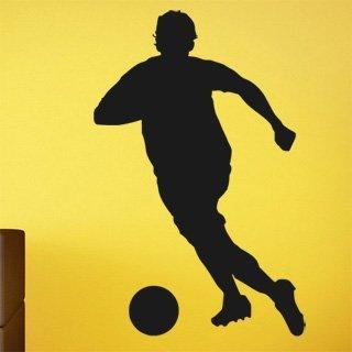 Samolepka Fotbalista 007 - 80x123 cm