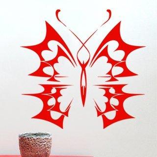 Nálepka na zeď Motýl 009 - 120x114 cm