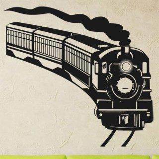 Samolepící dekorace Vlak 006 - 120x112 cm