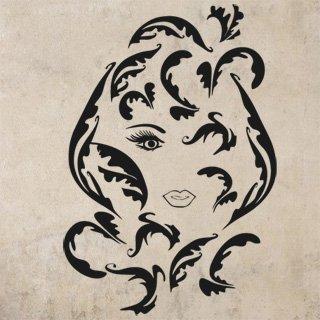Samolepka Žena 020 - 82x120 cm