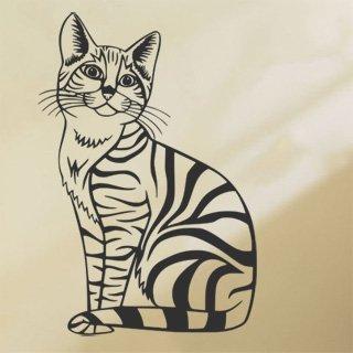 Samolepka Kočka 003 - 82x120 cm
