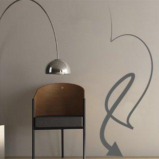 Nálepka na zeď Šipka 021 - 100x289 cm