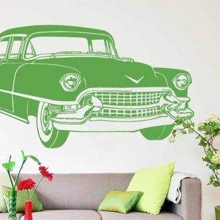 Samolepící dekorace Auto 006 - 192x100 cm