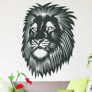 Nálepka na zeď Lev 009 - 120x164 cm