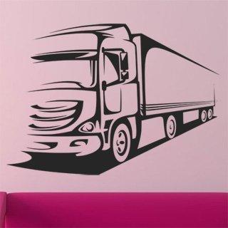Samolepka Kamion 001 - 113x80 cm
