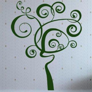 Samolepka na stěnu Strom 062 - 120x152 cm