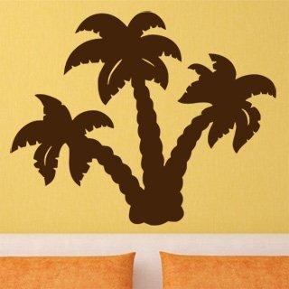 Samolepící dekorace Palmy 004 - 124x100 cm