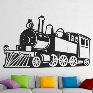 Samolepka na zeď Vlak 003 - 100x60 cm