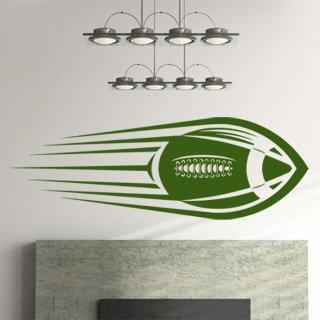 Samolepka na stěnu Americký fotbal 003 - 352x120 cm