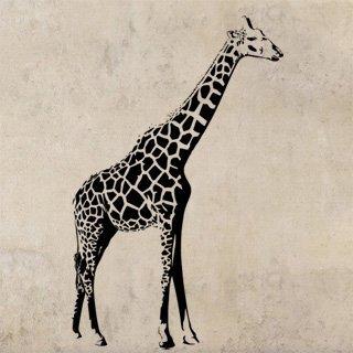 Samolepka Žirafa 007 - 100x159 cm