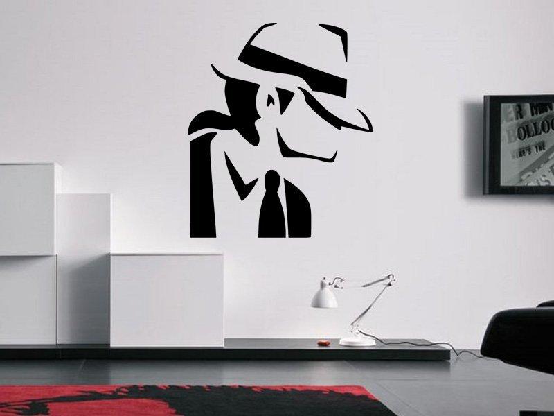 Samolepka na zeď Michael Jackson 1338