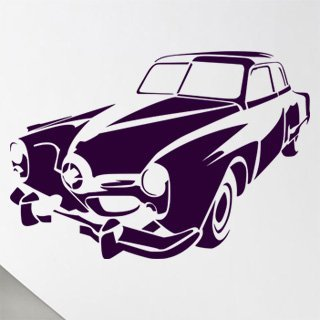 Nálepka na zeď Auto 033 - 174x120 cm