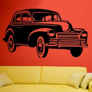 Nálepka na zeď Auto 025 - 175x100 cm