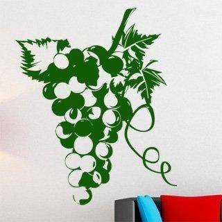Samolepící dekorace Hrozen 002 - 100x122 cm